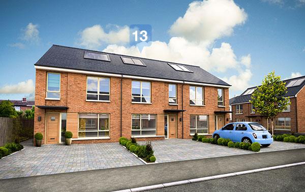 13 Victoria Close, Sydenham, Belfast