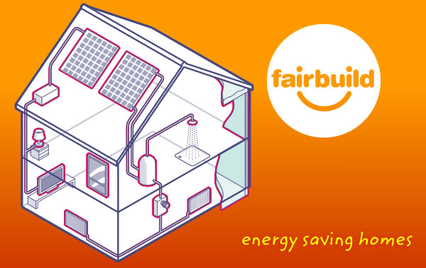 Energy saving homes by Fairbuild
