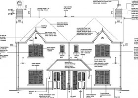 Plans for zero carbon homes in Maghera, Co. Derry